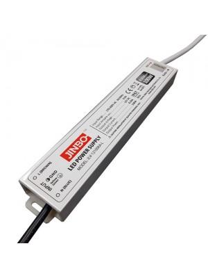 Блок живлення JINBO 100 Вт 220В AC/12В DC IP67