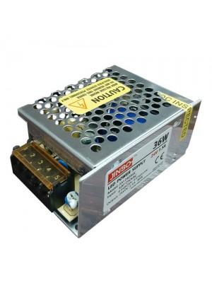 Блок живлення JINBO  36 Вт 220В AC/24В DC IP20 відкритий