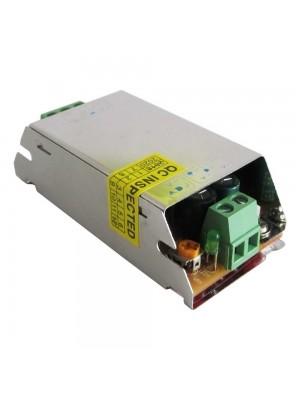 Блок живлення LED LIGHT 15W 220AC 12V DC IP21 відкритий