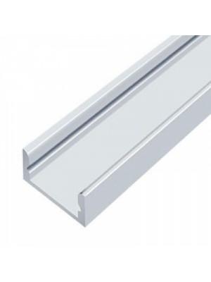 Профіль для LED стрічки LED LIGHT накладний ПФ-18