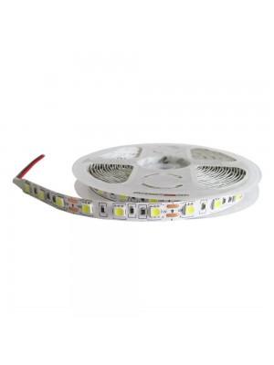 Стрічка світлодіодна LED LIGHT 12V 14.4W 6000K 60LED IP21