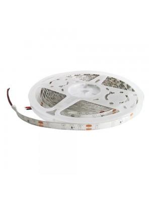 Стрічка світлодіодна LED LIGHT 12V 4.8W жовта 60LED IP65