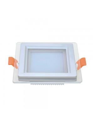 Світильник LED даунлайт Violux LOTOS  6W 5000K квадрат IP20