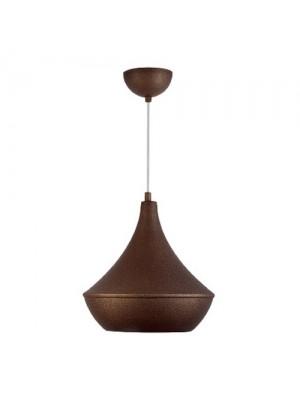 Світильник декоративний VITO FORM-3CD D25 шоколад/білий