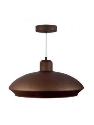 Світильник декоративний VITO FORM-4CD D43 шоколад/білий