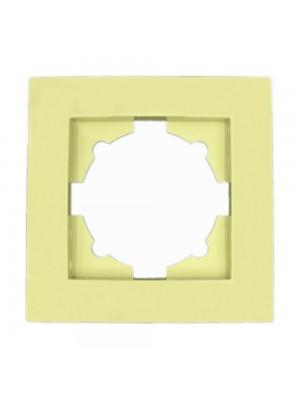 Рамка EL-BI VEGA Colorline зелена 1-на