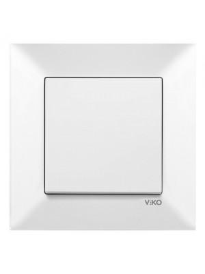 Вимикач VI-KO Meridian білий 1кл